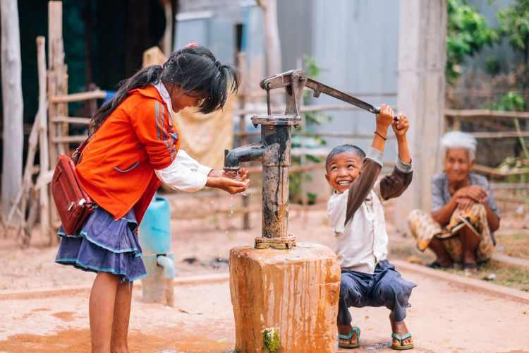 Rock-Foundation-Cambodia-Water-Well-Drilling-Jesus-Christian